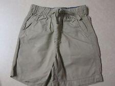 BabyGap Boys 18-24m Camel Shorts Pants PreOwned Rubber Waist