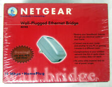 Brand New Netgear XE102NA Wall-Plugged Ethernet Bridge for PS2 & xBox 14 Mbps