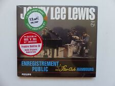 JERRY LEE LEWIS Enregistrement public au Star Club d Hambourg 980895 2 CD Album