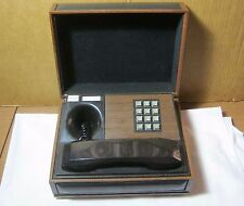 Vintage Spy Phone Deco-Tel Personal Telephone in Box Vintage Executive   T*