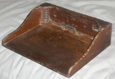 Antique Amberg's Self-Indexing File Wooden Drawer