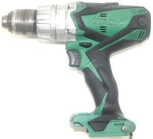 Hitachi DV18DSDL 18V Cordless Impact Driver Drill - Skin Only