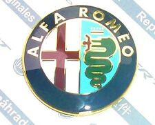 ALFA ROMEO BRERA (2005 to 2010)  New Front Bonnet Grille Badge Emblem