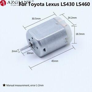 For Toyota Lexus LS430 LS460 Door Lock Motor 2001-2006 2002 2003 2004 2005