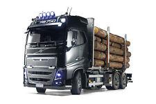 Tamiya 56360 VOLVO Fh16 Globtrotter 750 6x4 Timber Truck 1 14
