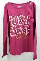 Girls Arizona Long Sleeve Shirts Top  Size S (6/7) M (10/12) (L (10/12) XL (16)