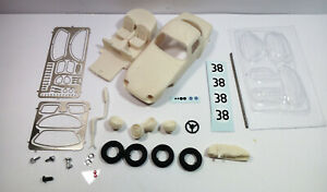 1-43 Marcos Ford Gullwing Le Mans '62 #38 RESIN Kit