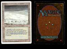 MRM ENGLISH Tundra - Toundra Played MTG magic REVISED