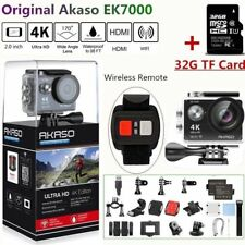 AKASO 4k Ultra HD EK7000 Action Camera WiFi Remote