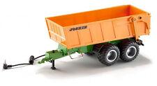 SIKU Control 6780 Tandem Axle Trailer Joskin 1 32