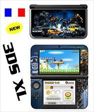 SKIN STICKER AUTOCOLLANT DECO POUR NINTENDO 3DSXL REF 118 TRANSFORMERS