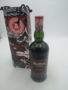 1 bouteille de islay ardbeg edition limitee scorch 70 cl 46°