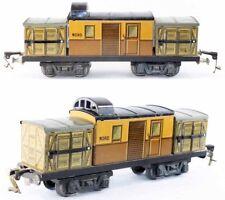 Train echelle O JEP FOURGON FLECHE D'OR / jouet ancien