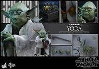 DHL EXPRESS HOT TOYS 1/6 STAR WARS EPISODE V THE EMPIRE STRIKES BACK MMS369 YODA