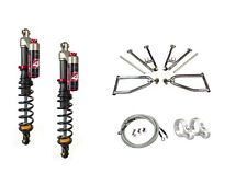 LSR Lone Star Sport A-Arms Elka Stage 4 Front Shocks Kit Honda TRX450R 06+