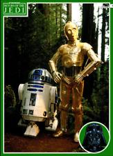 2019 RETURN OF JEDI WAVE 2  R2-D2 & C-3PO Topps Star Wars Digital Card