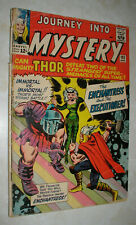 MARVEL JOURNEY INTO MYSTERY #103 1st appearance of ENCHANTRESS April 1964