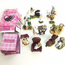 Furuta Alice's adventures in Wonderland DollLand Part 3 Mini figure 16P Full Set
