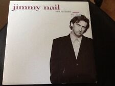 JIMMY NAIL . AIN'T NO DOUBT . U.K. NUMBER 1 HIT 1992 . NR MINT
