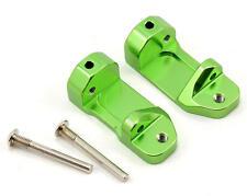 Traxxas 3632G L/R Green Aluminim Caster Blocks 30-Degree : 1/10 Skully TRA3632G