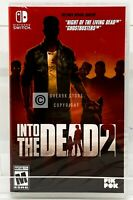 Into the Dead 2 - Nintendo Switch - Brand New | Factory Sealed