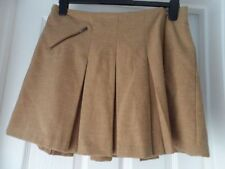 Knee Length Polyester A-line NEXT Skirts for Women