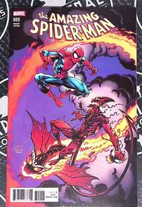 Amazing Spider-Man #800 by Marvel Comics (2018) Mark Bagely variant cover