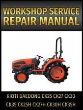 kioti lb2204 manual