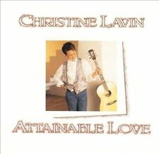 Christine Lavin ~ Attainable Love 1990 (Audio CD) Rounder Select Records