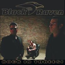 Rock In Threes! von Black Raven (2008)