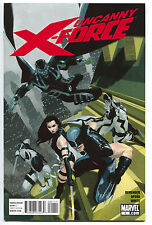 Uncanny X-Force 1 A Marvel 2010 VF 1st Print