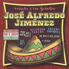 Tributo a los Grandes Jose Alfredo Jimenez by El Grupo Santa Clara CD NEW