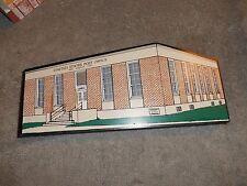 NEW LONDON ( OHIO ) POST OFFICE - WOODEN FIGURE 1999
