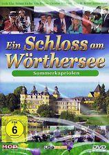 DVD NEU/OVP - Ein Schloss am Wörthersee - Sommerkapriolen - Uschi Glas