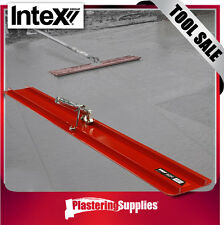 Intex Concrete Bull Float Ribbed Aluminium 1500mm BFA15