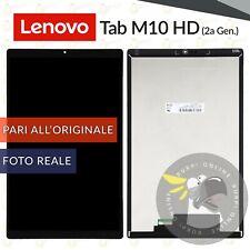 DISPLAY LENOVO TAB M10 HD TB-X306 TB-X306F 2A GEN LCD TOUCH SCREEN SCHERMO VETRO