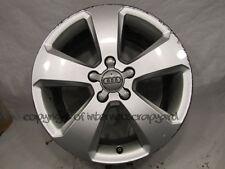 """Original Audi A4 17"""" Alloy wheel alloys x1 2014 7.5Jx17H2 ET45 8K0601025 CE #36"""