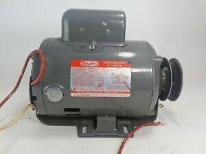 DAYTON Industrial Capacitator Start Motor 1/2HP 115/208-230V PH1 Model # 6K361