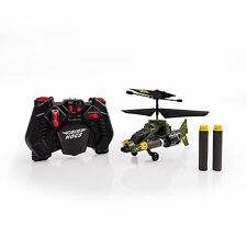 Air Hogs Sharpshooter Long Shot Ages 8+ Radio Remote Control RC Helicopter Plane