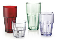G.E.T. 9955-1-* 6 Dozen - 5.5 oz Bahama Rocks Tumbler Available in 4 Colors
