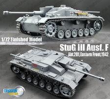 WWII StuG III Ausf. F Abt.201 Eastern front 1943 1/72 finished tank model Dragon