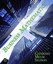 Business Mathematics (12th Edition) by