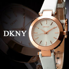 DKNY NY8486 LADIES ROSE GOLD STAINLESS STEEL MOP WATCH RRP £109.00