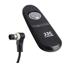 JJC S-N1 Camera Remote Shutter Cord Replaces NIKON MC-30 for D810 D800 D700 etc