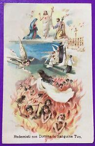 SANTINO HOLY CARD, L'ALTARE PRIVILEGIATO DEL SUFFRAGIO -RIF. 10159