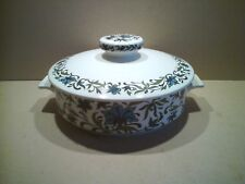 "MIDWINTER - Spanish Garden - LIDDED TUREEN by Jessie Tait - 21cm (8.25"") dia"