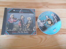 CD country Maddox Brothers & rose-Live: on the radio (30 chanson) Arhoolie