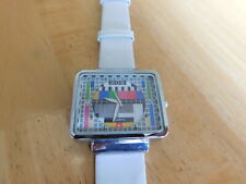 TV Test Screen Watch with fresh battery