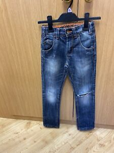 Boys Blue Jeans From NEXT Age 8 Years Height 128cm VGC
