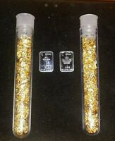 #52 3 1gram silver bar and 1of  my big viles of gold leaf $ $